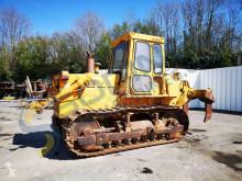 Bulldozer bulldozer de cadenas Fiat AD14C