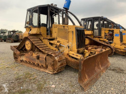 Caterpillar 527 used crawler bulldozer
