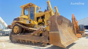 Bulldozer Caterpillar D8L bulldozer de cadenas usado
