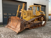 Caterpillar D8N bulldozer sur chenilles occasion