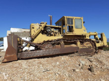 Caterpillar D9 Crawler bulldozer with ripper bulldozer sur chenilles occasion