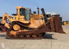 Bulldozer Caterpillar D9R bulldozer de cadenas usado
