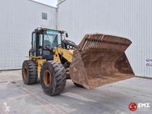 Pala cargadora Caterpillar 924 G pala cargadora de ruedas usada