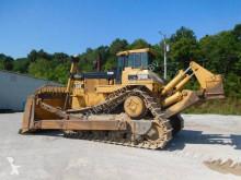 Bulldozer Caterpillar D10N bulldozer de cadenas usado