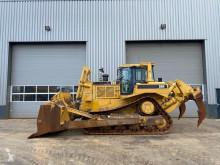 Bulldozer Caterpillar D8R bulldozer de cadenas usado