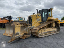 Bulldozer Caterpillar D6N LGP // Heckaufreißer // Klappschild bulldozer de cadenas usado