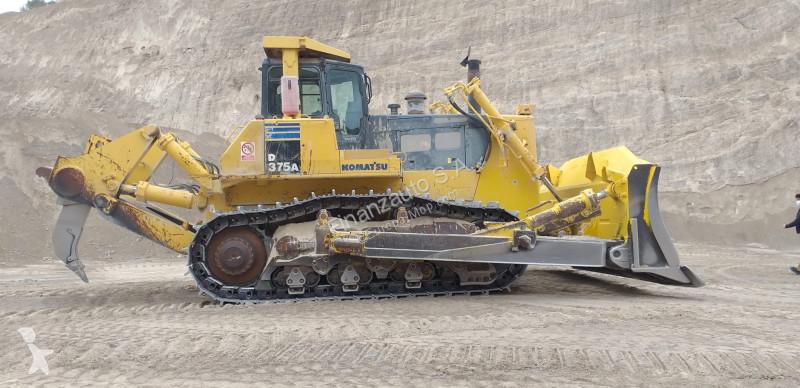 Voir les photos Bulldozer Komatsu D375 D375