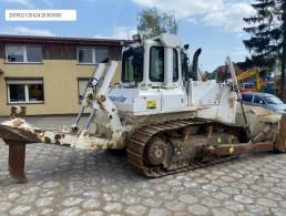 Komatsu D65-EX 15E0 bulldozer på larvband begagnad