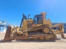 Bulldozer Caterpillar Kettendozer D9T mit Heckaufreißer
