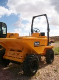 Thwaites 2T tweedehands mini dumper