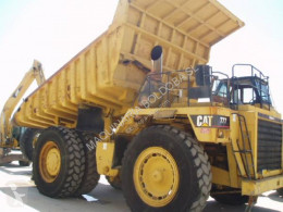 Caterpillar 777 tweedehands starre dumper