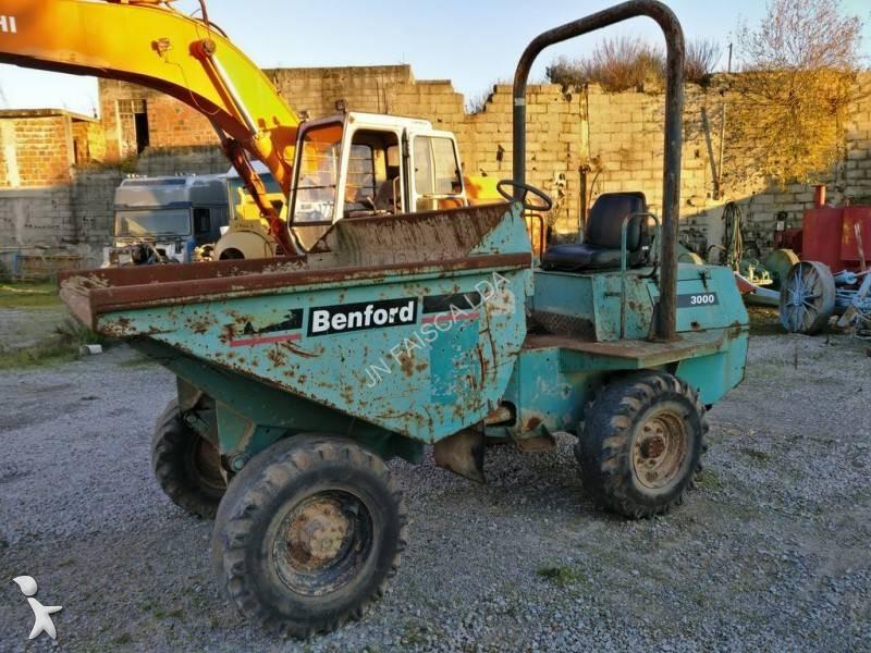 Ver as fotos Dumper Benford T3000