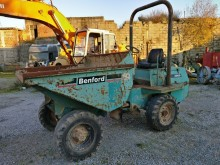Benford T3000 used mini-dumper