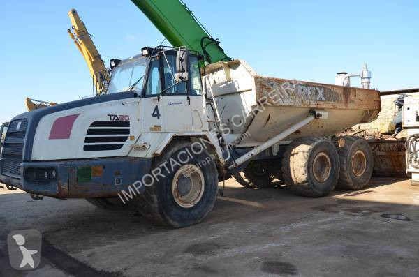 Bilder ansehen Terex TA30 Dumper