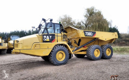 Caterpillar articulated dumper 730 C2