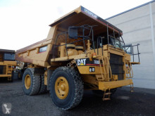 Tombereau rigide Caterpillar 769 D