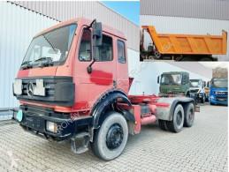 Camión multivolquete Mercedes SK II 2534 K 6x4 SK II 2534 K 6x4, Stahlmulde ca. 13m³