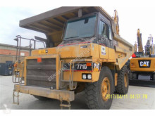 Tombereau Caterpillar 771D occasion