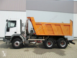 Nc Euro Tr. MP 260E35H 6x4 Tempomat/eFH./Radio used rigid dumper