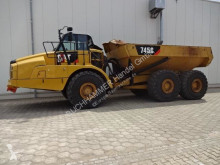 Caterpillar articulated dumper 745C