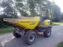 Wacker Neuson 4001S used articulated dumper