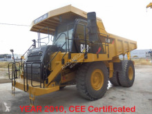 Dumper Caterpillar 773 F mini dumper usado