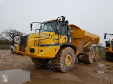 Bell B40D used articulated dumper