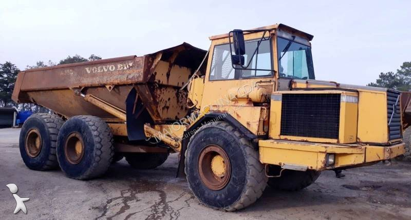 Ver as fotos Dumper Volvo A 25 C 6x6