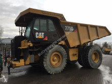 Caterpillar 775G used rigid dumper