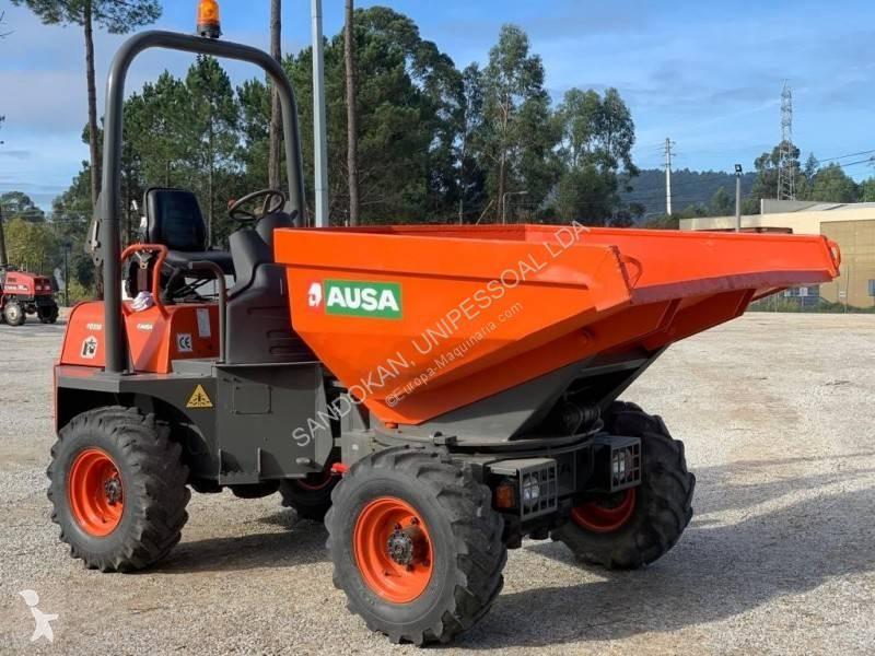 Ver as fotos Dumper Ausa D350