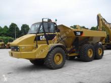 Caterpillar 730 used articulated dumper