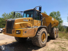 Bell B 40D used articulated dumper