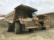 Tombereau rigide Caterpillar 775D