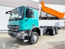 Camion Mercedes Actros 3341 A 6x6 3341 A 6x6 MPIII Klima benne neuf