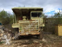 Nc Euclid R35 9532 used rigid dumper