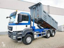 Camion benne MAN TGS 33.480 6x6 BB 33.480 6x6 BB, Hohe Bauart, Meiller Mulde, 2x Vorhanden!