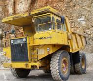 autobasculantă Faun FAUNK405 Dumper
