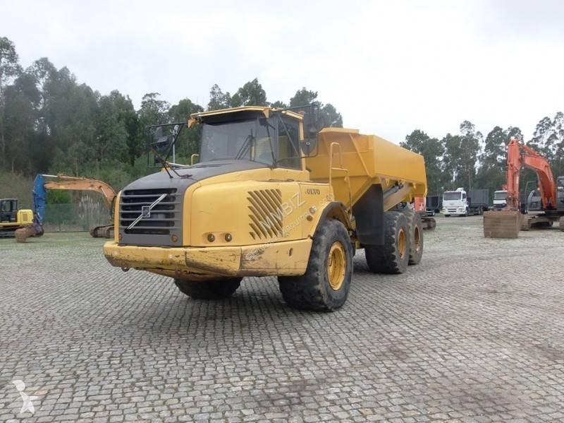 Ver las fotos Dumper Volvo A 30 D 6x6