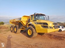 Volvo A 40 G used articulated dumper