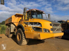 Volvo A 35 used articulated dumper