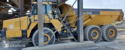 Komatsu HM350 gebrauchter Gelenk-/Knickdumper