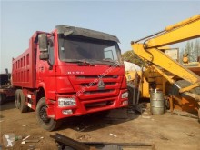 Howo rigid dumper