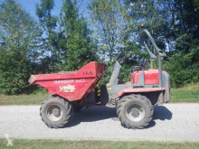 Neuson 6001 used articulated dumper