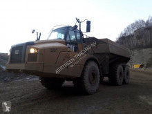Caterpillar 745 C (2pc) tweedehands knikdumper