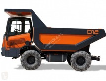D'avino D 12 tweedehands mini dumper