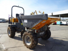 Wacker Neuson articulated dumper 6001