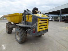 Wacker Neuson 6001 used articulated dumper