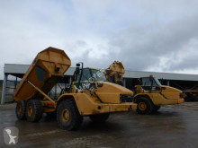 Caterpillar articulated dumper 735