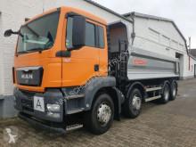 Camion MAN TGS 41.400 8x4 BB 41.400 8x4 BB, Langendorf Halfpipe benne occasion