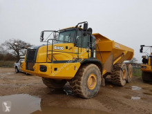 Bell articulated dumper B40D